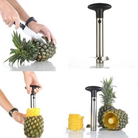 Pineapple Corer - Slicer