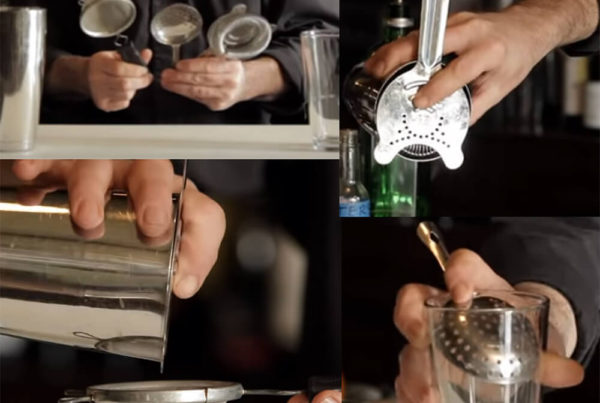 """Clean Pour Cocktail Bar Strainers for Moments of """"Pure"""" Delight!"""