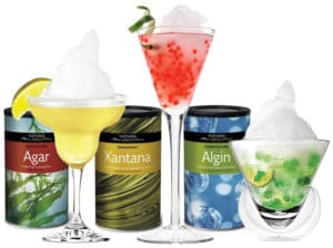 Molecular Mixology Synthesised Alchemy of Intensified Taste and Presentation